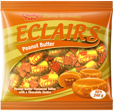 Peanut-Butter-Eclairs-50s-Bag