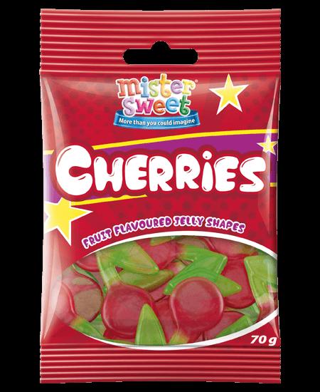 Mister Sweet Cherries 70g x 18 (New)