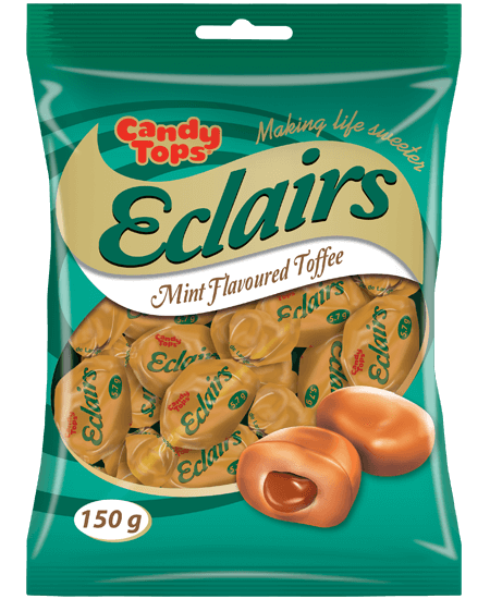 Eclairs Mint Chocolate 150g