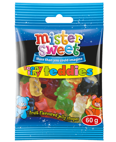 Teeny Tiny Teddies 60g