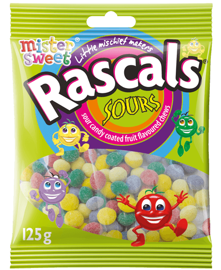 rascals-sours-125g